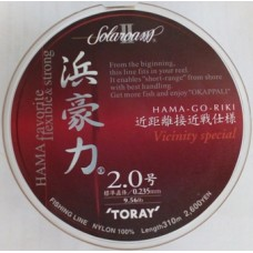 TORAY HAMA-GO-RIKI Solaroam 0.235mm 310m